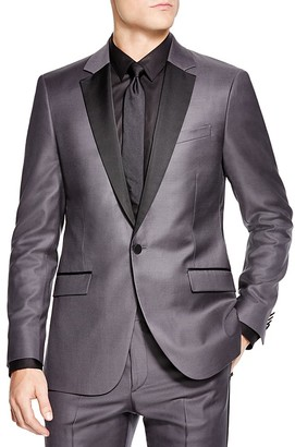 Theory Slim Fit Tuxedo Jacket $795 thestylecure.com