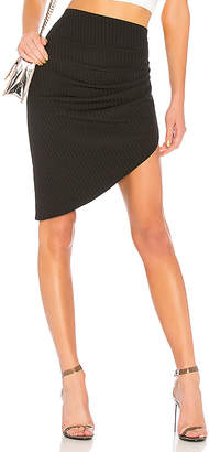 Baja East Contour Skirt