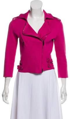 Ermanno Scervino Long Sleeve Zip-Up Jacket