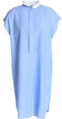By Malene Birger Cotton And Modal-blend Poplin Shirt Dress