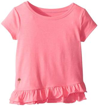 Lilly Pulitzer Leightan Top Girl's Clothing
