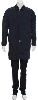 Boglioli Reversible Trench Coat
