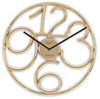 Opal Clocks Clock, Ultra Modern