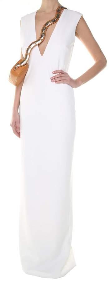 Ophelie Stretch-crepe Maxi Dress