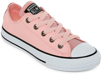 Converse Chuck Taylor All Star Party Dress Girls OX Sneakers Lace-up - Little Kids/Big Kids