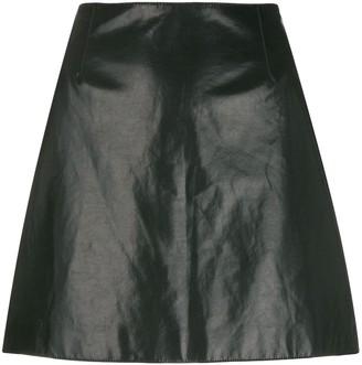 Moschino Pre-Owned straight mini skirt
