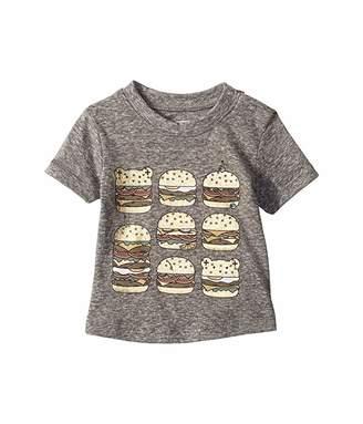 HUXBABY Square Burger T-Shirt (Infant/Toddler)