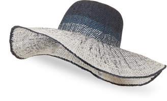 c59bbed7b0b75 Steve Madden Ombre Paper Floppy Hat