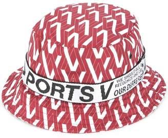 Ports V two tone sun hat