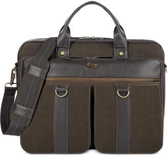 """Solo Bradford 15.6"""" Laptop Briefcase"""