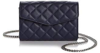 Street Level Convertible Quilted Belt Bag
