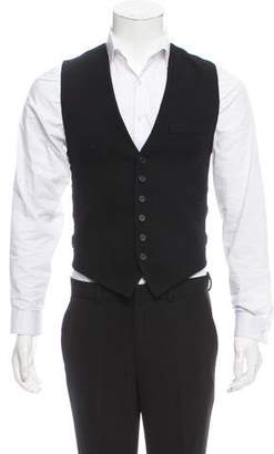 Christian Dior Wool Suit Vest