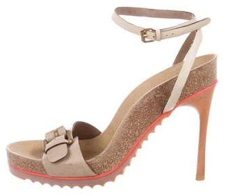 Stella McCartney Vegan Leather Sandals