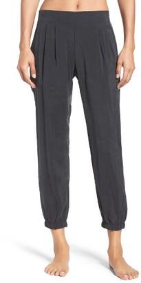 Women's Onzie Woven Jogger Pants $79 thestylecure.com