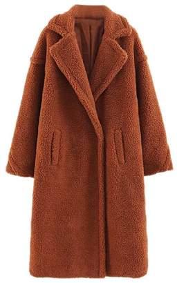 Goodnight Macaroon 'Sydney' Teddy Bear Fleece Coat