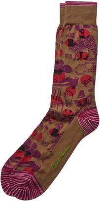 Robert Graham Thane Socks