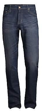 AG Jeans Men's Graduate Tailored-Fit Moleskin Jeans