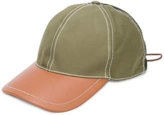Loewe panelled cap