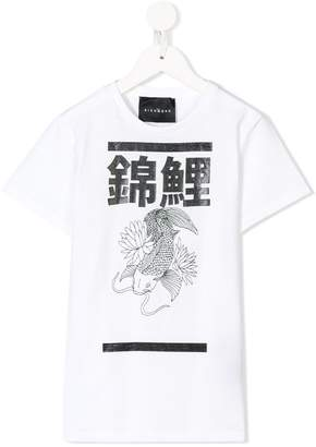 John Richmond Kids graphic T-shirt
