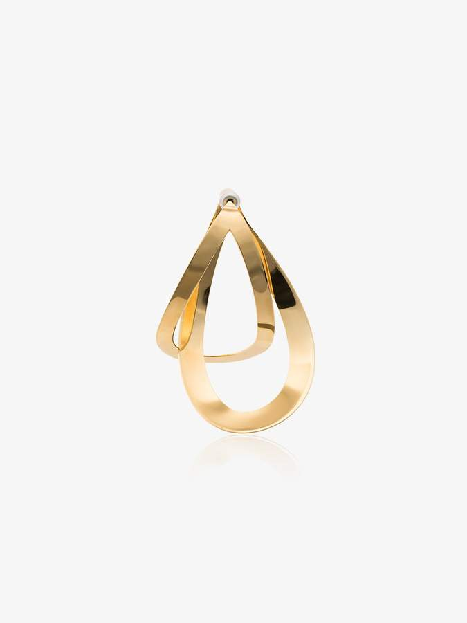 gold vermeil Maxi Endless earring