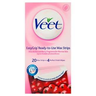 Veet Cold Wax Leg Strips 20 pack