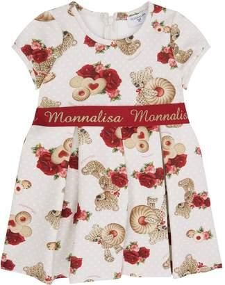 MonnaLisa Bear A-Line Dress