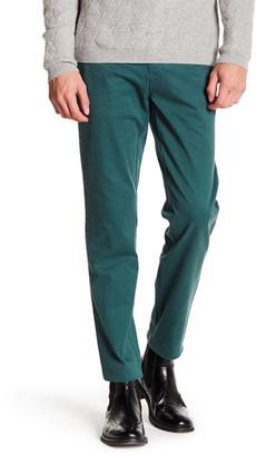 "Brooks Brothers Dark Green Chino Dress Pant - 30-34"" Inseam $89.50 thestylecure.com"