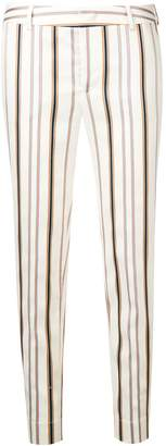 Pt01 striped trousers