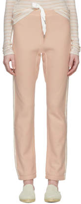 Rag & Bone Pink Racer Lounge Pants
