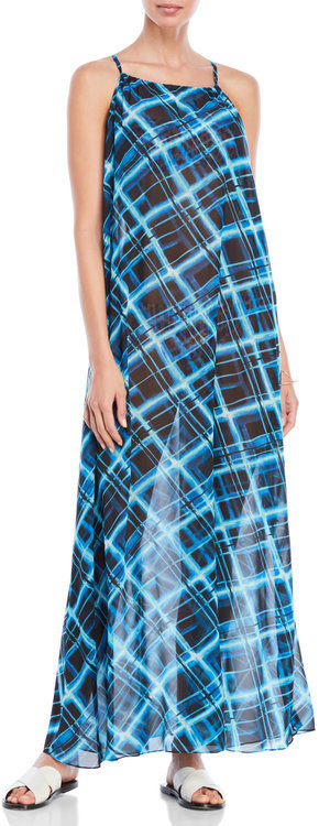 Carmen Marc Valvo carmen marc valvo Manhattan Kim Maxi Cover-Up Dress