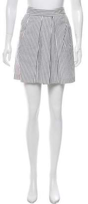 Tome Striped Pleated Shorts w/ Tags