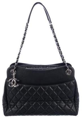 Chanel Quilted 7 Large Tote