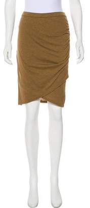 Leith Knee-Length Pencil Skirt