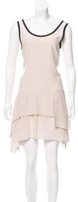 Brunello Cucinelli Sleeveless Silk Dress