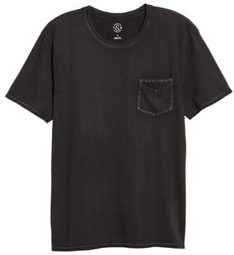 Treasure & Bond Washed Pocket T-Shirt
