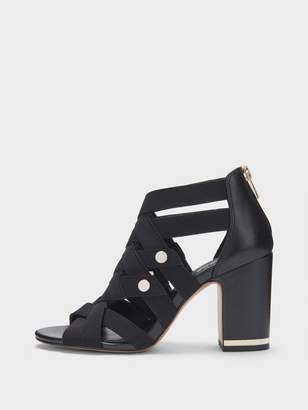DKNY Heva Multi-strap Heeled Sandal