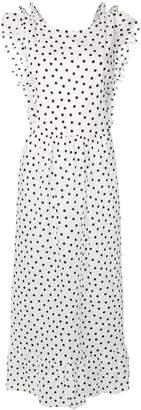 RED Valentino polka dot dress