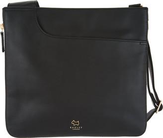 Radley London London Pocket Leather Large Zip-Top Crossbody