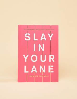 Books Slay in Your Lane The Black Girl Bible Book