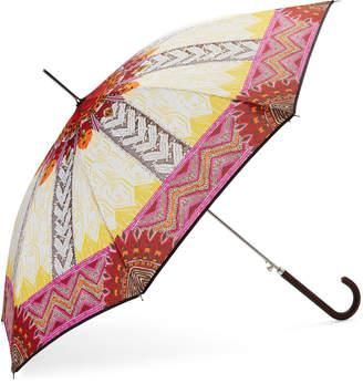ShedRain Printed Auto Open Stick Umbrella