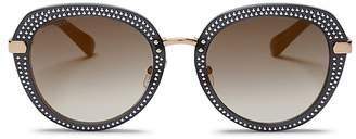 Jimmy Choo Mori Sunglasses, 52mm - 100% Exclusive