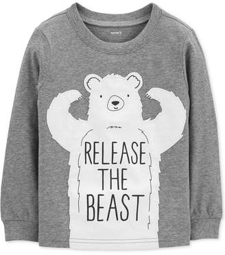 Carter's Baby Boys Release the Beast Graphic Cotton T-Shirt