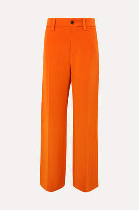 Marni Crepe Pants - Orange