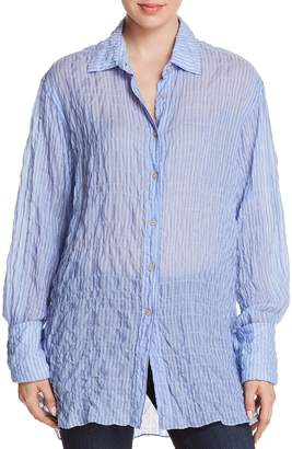 Elizabeth and James Francois Textured Shirt