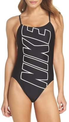 Nike Crossback One-Piece Swimsuit