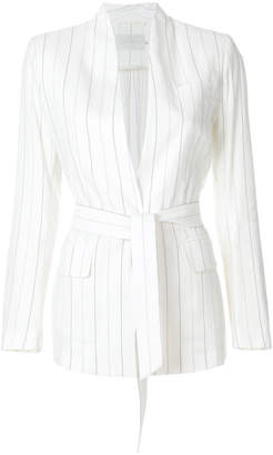 L'Autre Chose striped design jacket