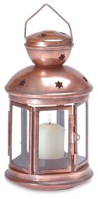 Gallery of Light Metal Lantern, Iron Colonial Decorative Candle Lamp Hanging Outdoor Lantern
