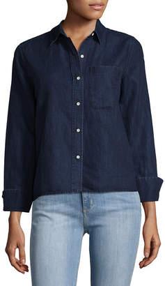 J Brand Crosby Denim Shirt