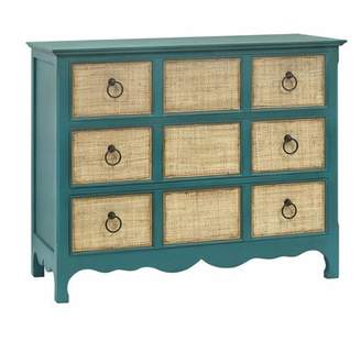 Rosecliff Heights Ari 3 Drawer Accent Chest Rosecliff Heights