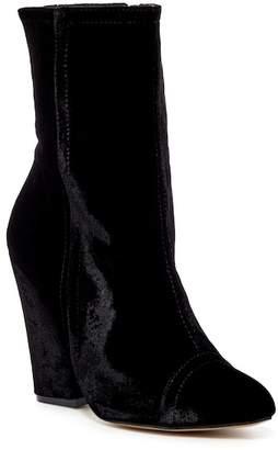 Shellys London Tater Velvet Boot